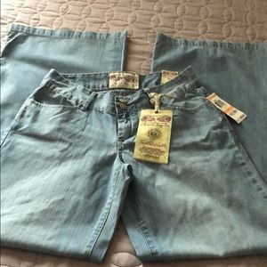 American Rag wide leg pants, NWT!